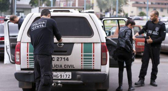 Polícia Civil prende traficantes