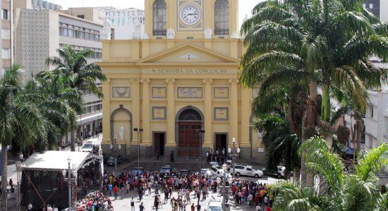 A Catedral Metropolitana de Campinas