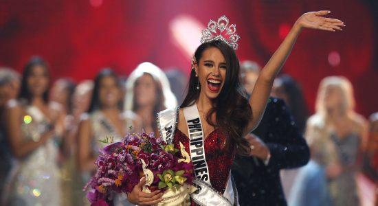 A filipina Catriona Gray ganhou o Miss Universo 2018 e a brasileira ficou entre as 20 semifinalistas