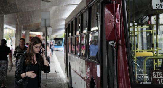 Ônibus podem diminuir tarifas