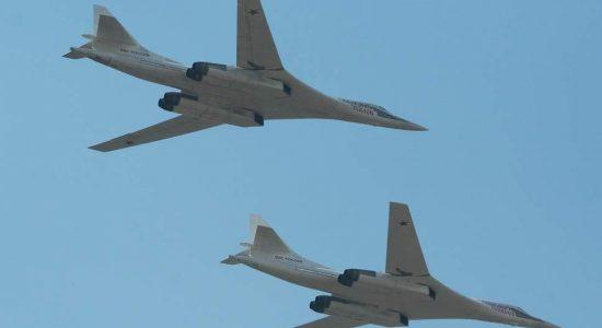 Bombardeiros russos