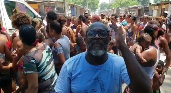 Kleber Lucas e Igreja Batista Soul promovem Natal Solidário na Cidade de Deus, no Rio de Janeiro