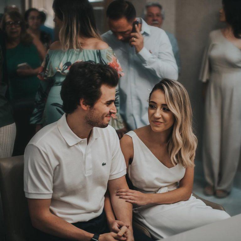 Pastor Victor Azevedo se casa com Luiza Azevedo