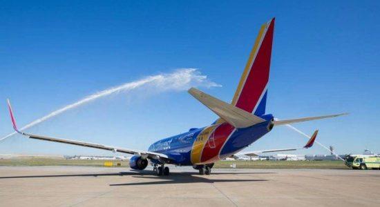 Aeronave da Southwest Airlines