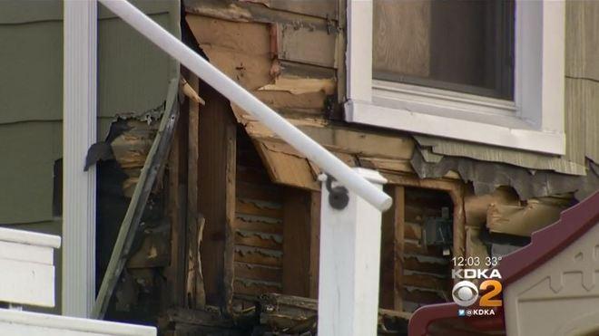 Ryan Laubham, de 19 anos, incendiou duas casas