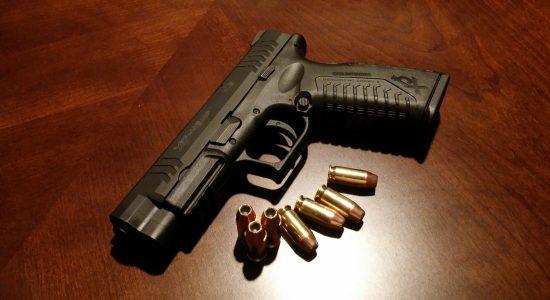 Arma e munições
