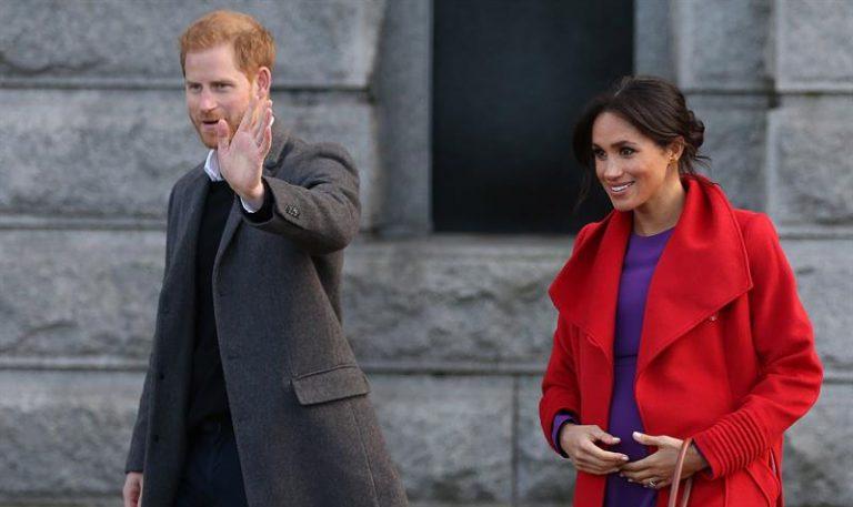 Bebê dos duques de Sussex deve chegar até o fim de abril