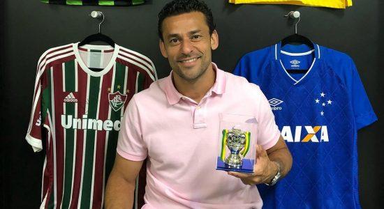 O jogador Fred Guedes