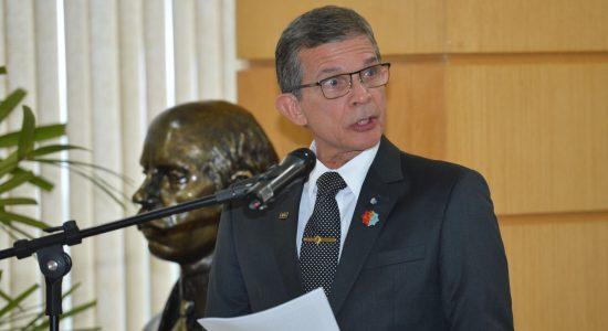 Joaquim Luna e Silva irá comandar Itaipu