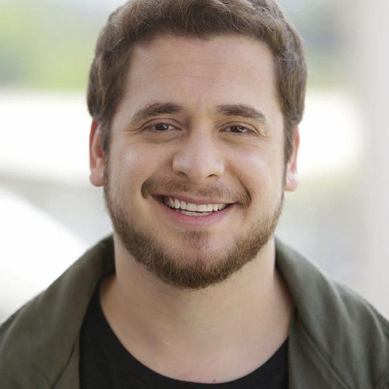 Andrey Lopes será Dov, ajudante do profeta Elias
