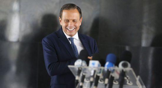 Governador de São Paulo, João Doria, diz que vai conceder presídios à iniciativa privada
