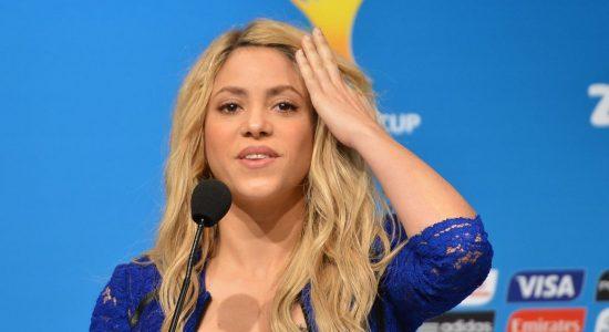 Cantora Shakira