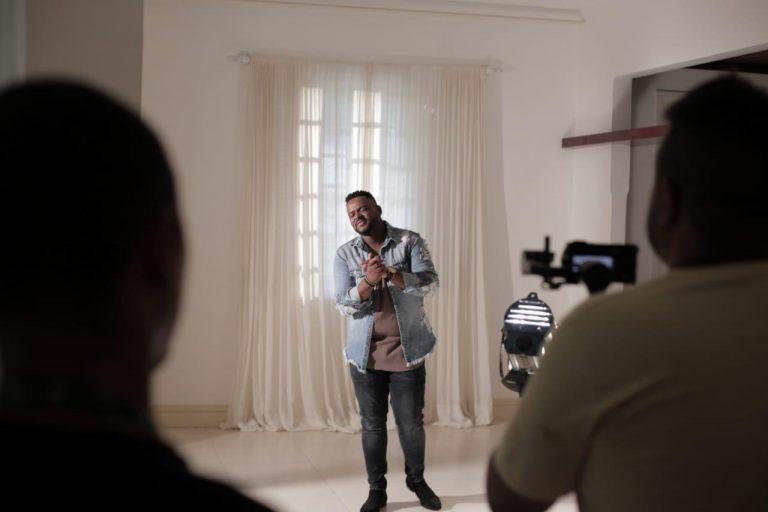 Samuel Messias grava clipe de Amanhã Será Melhor que Hoje