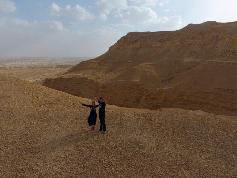 Elaine de Jesus gravou clipe e consagrou músicas em Israel