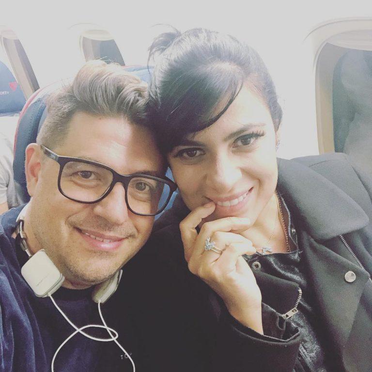 Fernanda Brum está nos EUA para gravar seu novo álbum