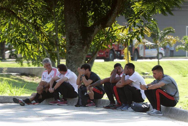 Funcionários do Flamengo
