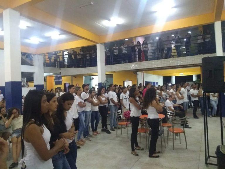Faculdade Asa, em Brumadinho (MG), retorna às aulas