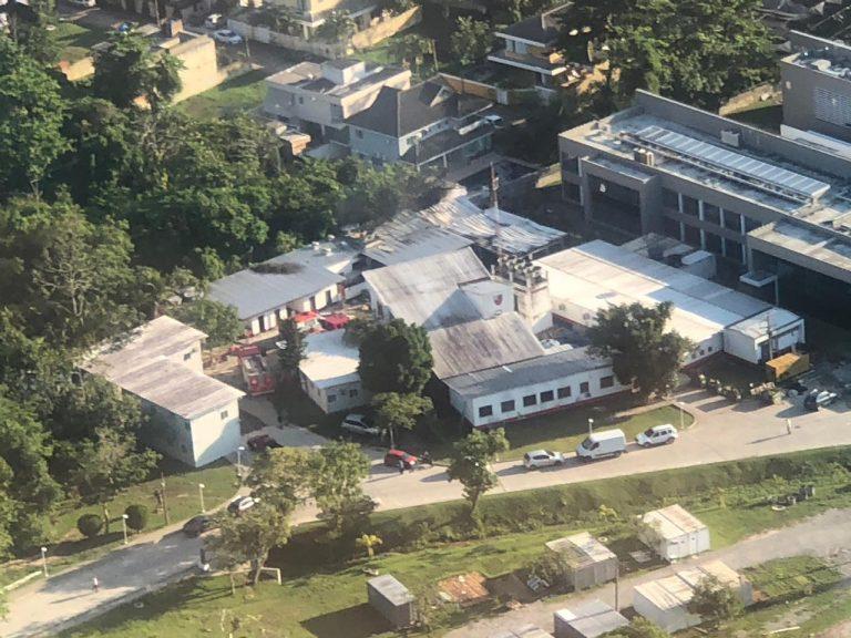Centro de Treinamento é usado por categorias profissional e de base