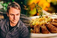 Chris Durán gosta de pratos com bastante tempero