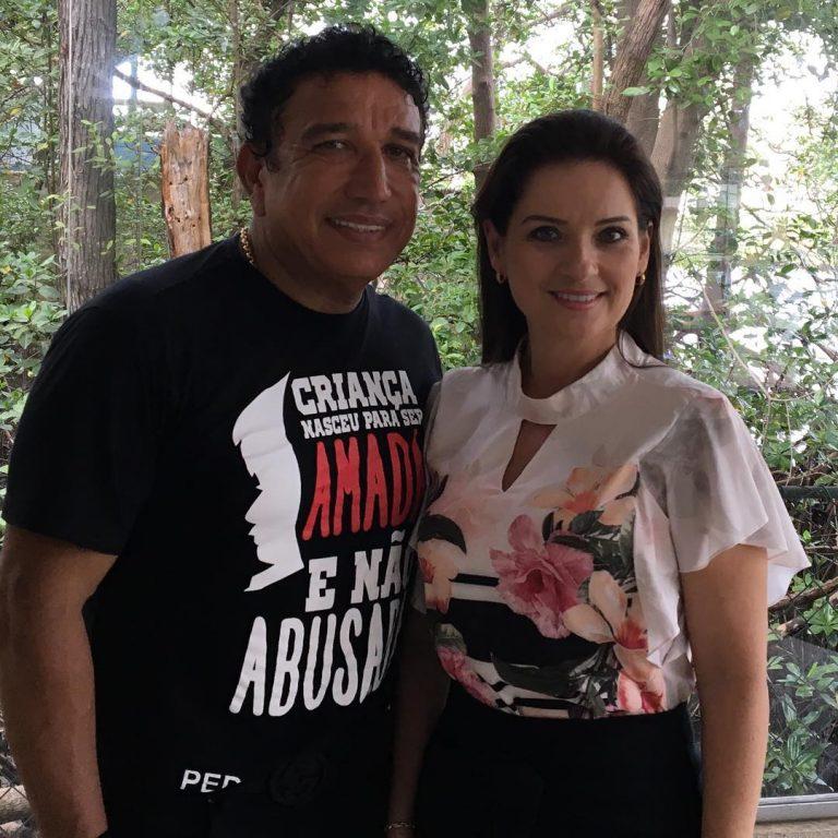 Magno Malta rebate boatos de traição e divórcio: Ataque sujo
