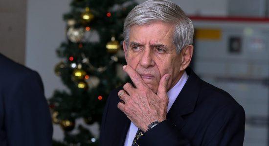 Ministro do Gabinete de Segurança Institucional, Augusto Heleno