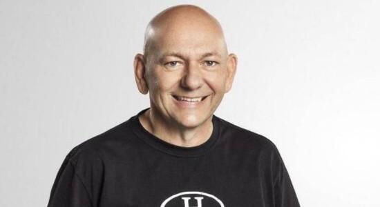 Empresário Luciano Hang