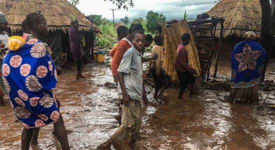 Ciclone Idai destroi parte de universidade cristã em Moçambique
