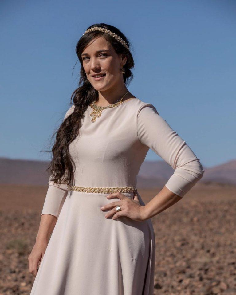 Adriana Birolli será Aisha, uma das esposas de Acabe