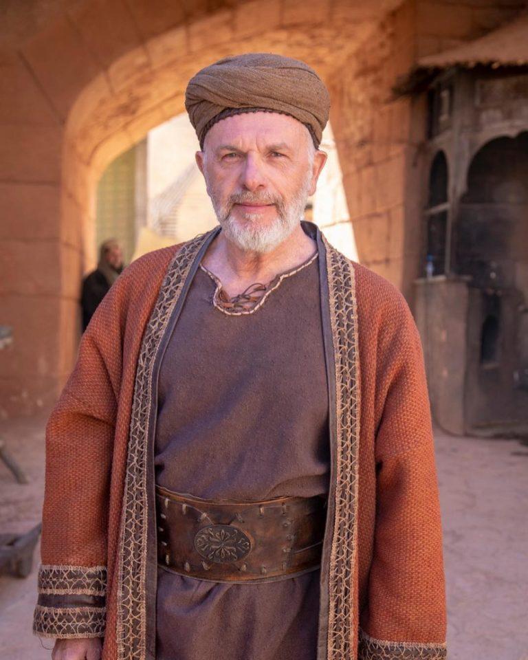 Henri Pagnoncelli é o Israelita Emanuel