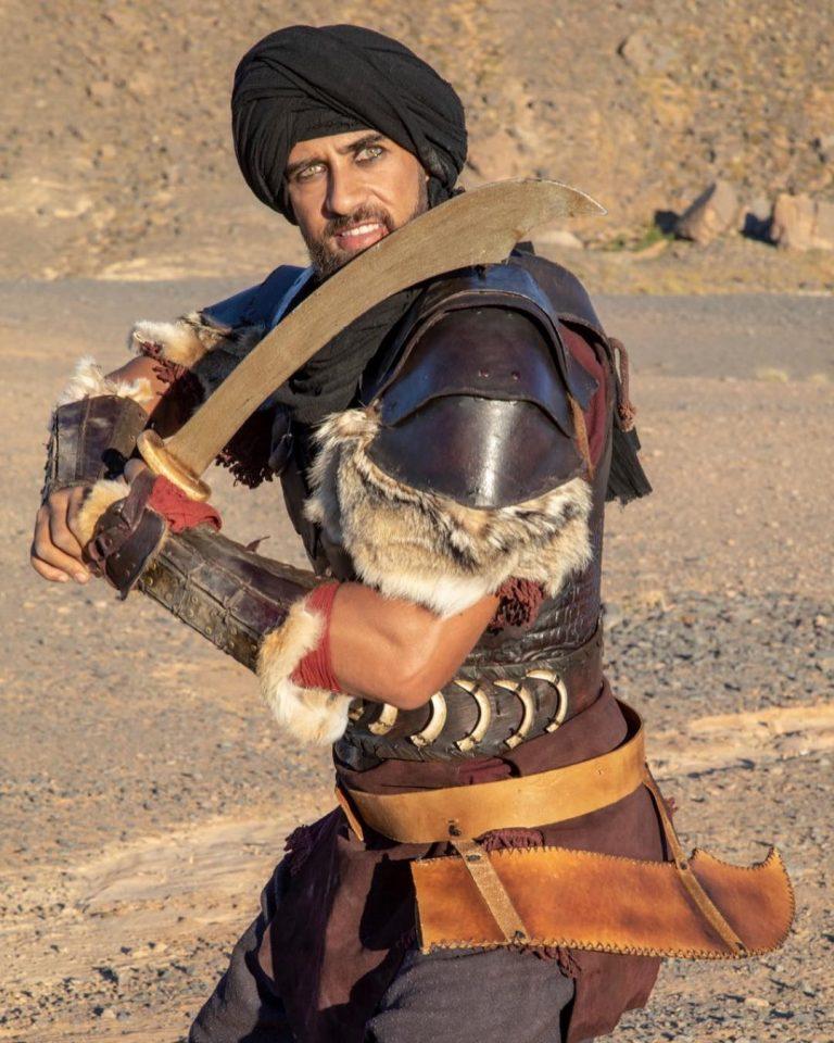 Rafael Sardão será Hannibal, general do exército fenício