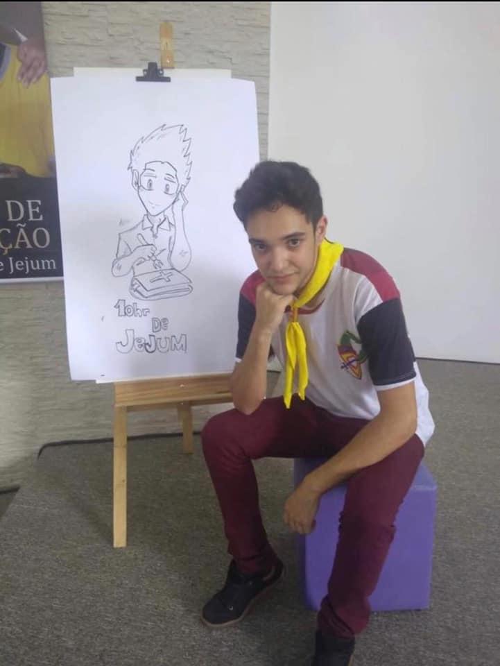 Samuel Melquíades Silva de Oliveira era atuante na igreja