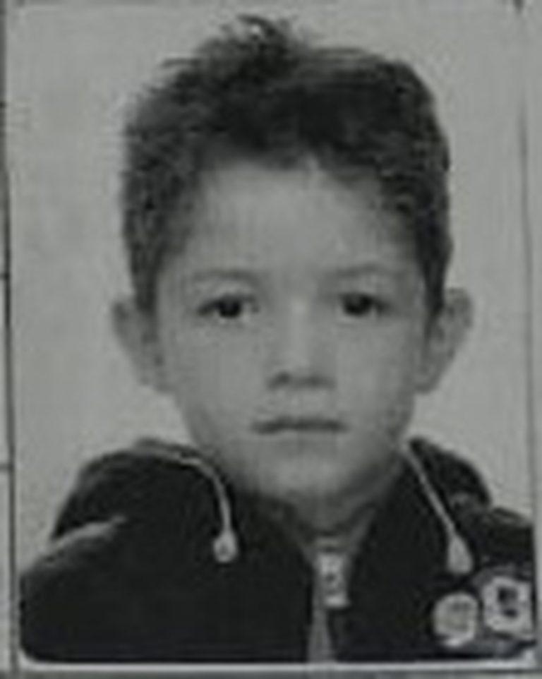 Guilherme Taucci na infância