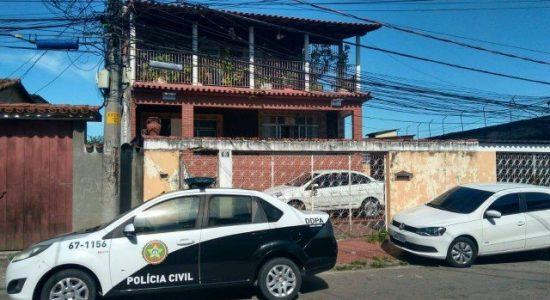 Perícia constatou que crime ocorreu na casa da irmã do ex-atleta