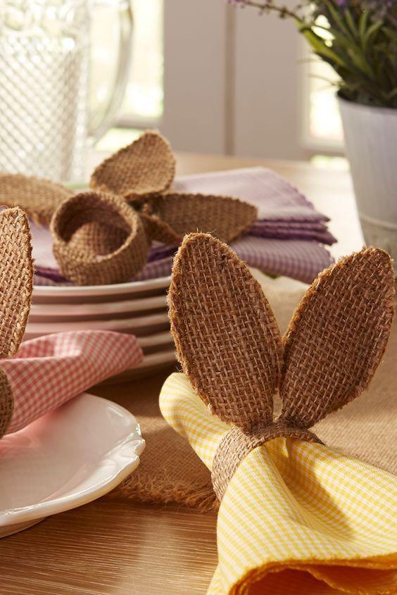 Ideias para decoração da mesa de Páscoa