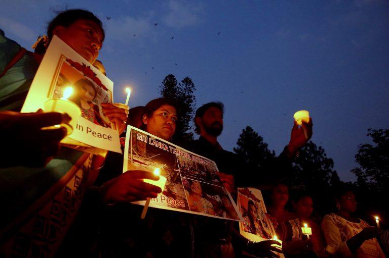 Veja fotos impactantes do atentado no Sri Lanka