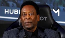 Ex-jogador Pelé