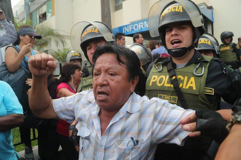 Ex-presidente do Peru Alan García foi preso