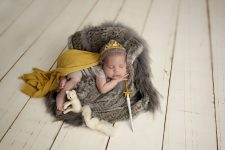 Ensaio de Arya, inspirado em Game Of Thrones