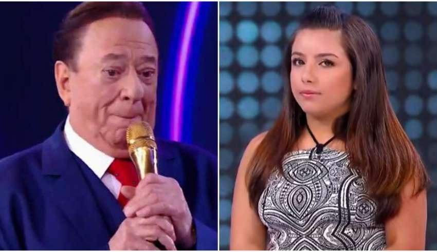 "No palco, Raul Gil chora morte de Yasmin: ""Deus a perdoou"""