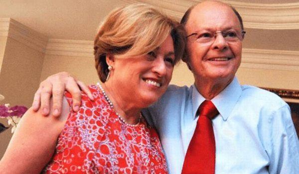 Edir Macedo e a esposa Ester Bezerra