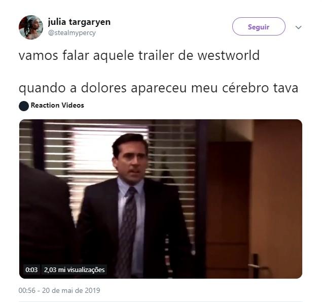 Westworld ganha novo trailer e anima fãs