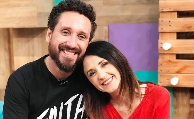 Leonardo Gonçalves e Glauce Cunha