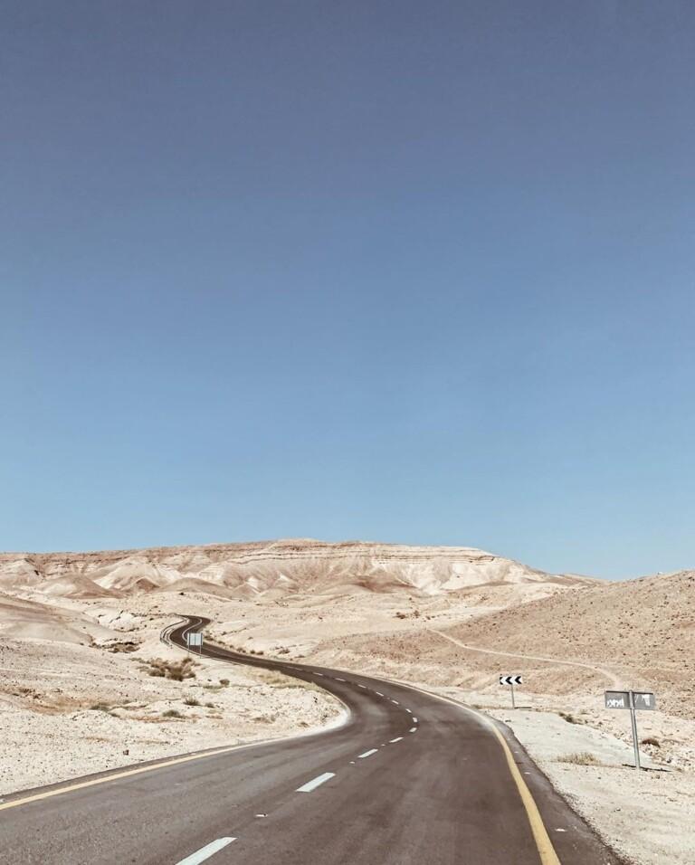 Laura Souguellis compartilhou fotos e fez relatos sobre viagem a Israel