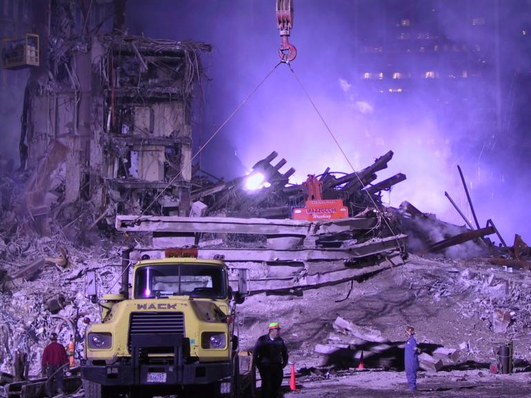 Fotos encontradas do atentado do 11 de setembro