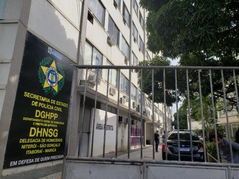 21/06 - Delegacia de Homicídios de Niterói, São Gonçalo e Itaboraí