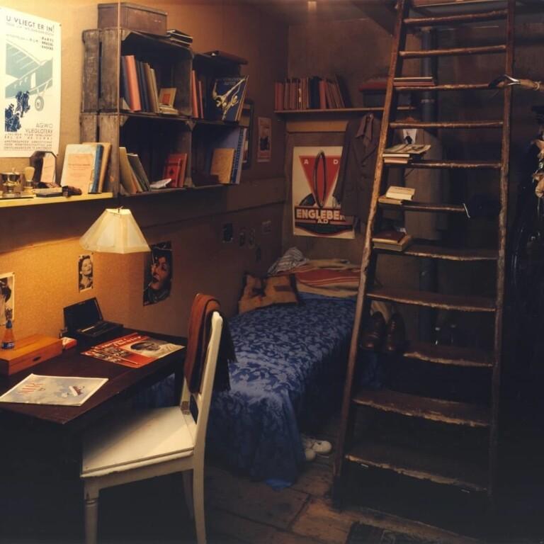 A Casa de Anne Frank que virou um museu na Holanda