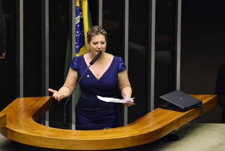 Joice Hasselmann compartilhou fotos e celebrou aprovação da PLN 4