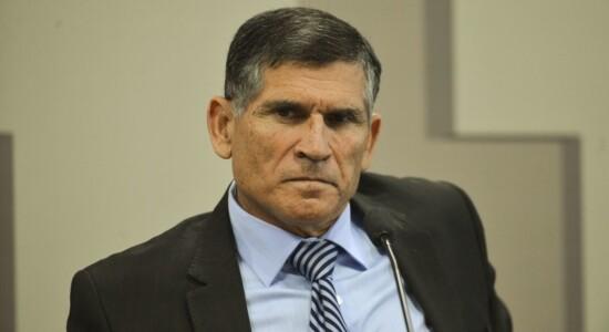 O Ministro-Chefe da Secretaria de Governo da Presidência da República, general Carlos Alberto dos Santos Cruz