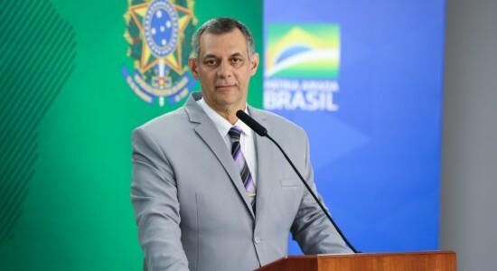 Porta-voz da Presidência da República, Otávio Rêgo Barros