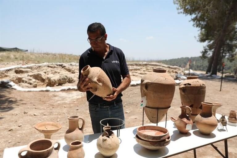 Cidade onde rei David se refugiou pode ter sido encontrada